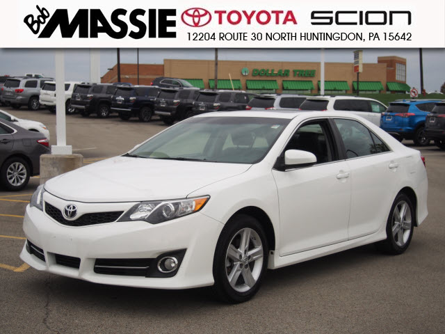 Certified Pre Owned 2013 Toyota Camry Se Se 4dr Sedan In