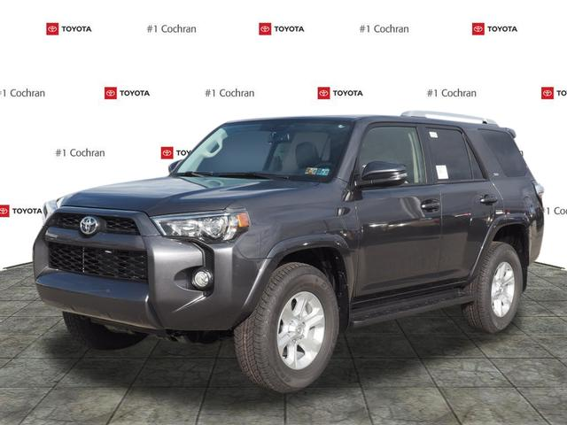 new 2018 toyota 4runner sr5 premium sport utility in north huntingdon 221802 bob massie toyota. Black Bedroom Furniture Sets. Home Design Ideas
